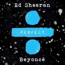 Ed Sheeran with Beyonce